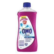 Desinfetante Omo Pisos Floral 900ml