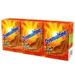 Achocolatado Líquido Ovomaltine 180ml C/3