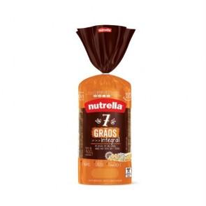 Pão 7 grãos Vitta Nutrella 450g