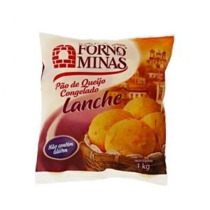 Pão de Queijo Lanche Forno de Minas