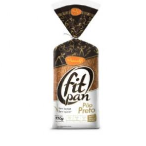 Pão Preto FitPan Zero Amalfi 350g