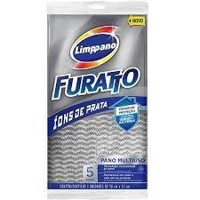 Pano Multiuso Furatto Íons de Prata 05 und Limppano