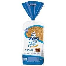 Pão 7 grãos Slim Nutrella/Pullman 350g