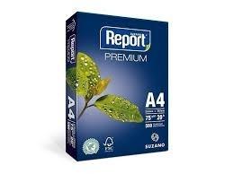 Papel A4 Report 75g - 500 folhas