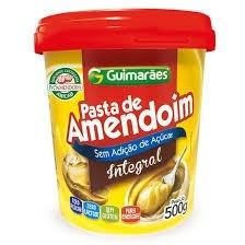 Pasta Amendoim Int Guimarães 500g