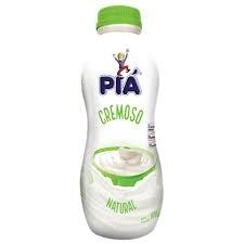 Iogurte Cremoso Natural Piá 800g