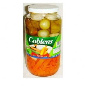 Pickles Coblens 300g