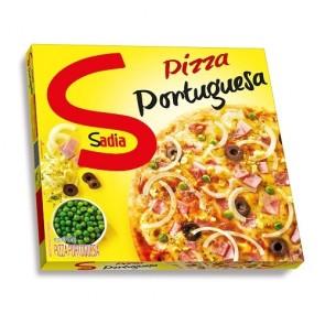 Pizza Portuguesa Sadia 460g