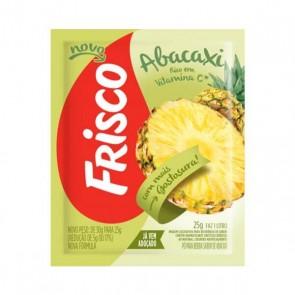 Suco em pó Frisco Abacaxi 25 gr