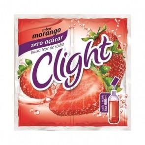 Suco em Pó Clight Morango 8g