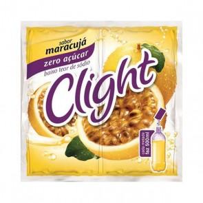 Suco em Pó Clight Maracujá 8g