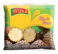Polpa Abacaxi