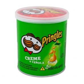 Batata Pringles Creme e Cebola 40g
