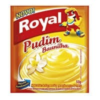 Pudim Baunilha Royal 50g