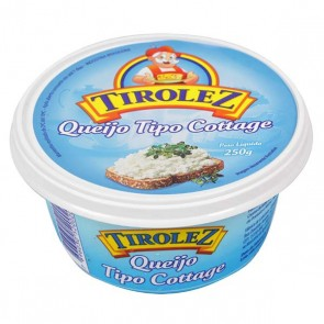 Queijo Cottage Tirolez 250g
