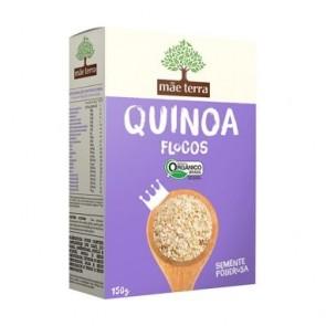 Quinoa em Flocos Orgânico Mãe Terra 150g