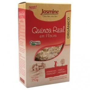 quinua real em flocos Jasmine