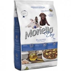 Ração Para Cachorro Monello Dog Filhotes 1kg