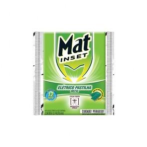 Elétrico Pastilha Refil Mat Inset 10un