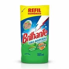 Refil Alvejante Brilhante Utile Sem Cloro saco 450ml