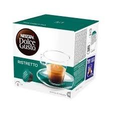Café Dolce Gusto Ristretto Nestle c/16 Cápsulas