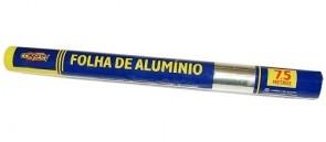 Rolo Alumínio 7,5Mx30CM Conserv