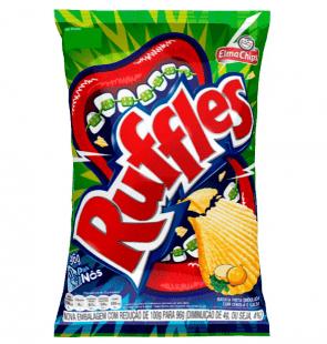 Ruffles Cebola e Salsa Elma Chips 96g