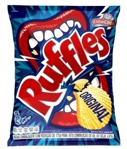 Ruffles Original Elma Chips 167g