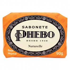 Sabonete De Glicerina Phebo Naturelle 90g