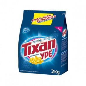 Sabão em pó Tixan Ypê 2kg