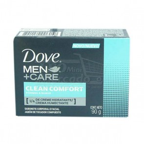 Dove Men Clean Confort 90g