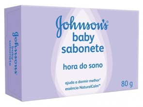 Sabonete Johnson Baby Hora do Sono