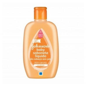 Sabonete Liquido Johnson Baby Glicerina 400ml
