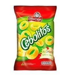 Salgadinho Cebolitos Elma Chips 60g