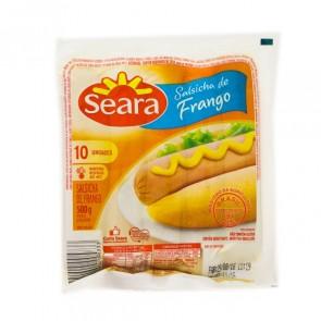 Salsicha Frango Seara 500g
