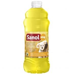 Eliminador de Odor Sanol Citronela 2L