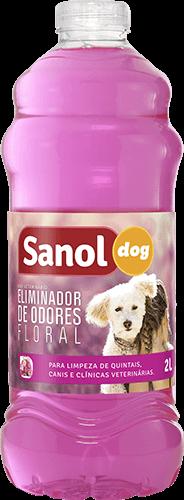 Eliminador de Odor Sanol Floral 2L