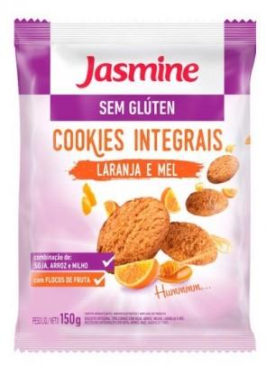 Cookies Laranja e Mel Vegan Jasmine 150g