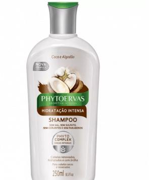 Shampoo Hidratação Intensa Phytoervas 250ml