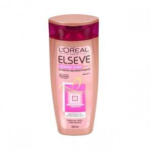 Shampoo Elseve Quera Liso Reconstituinte 200ml