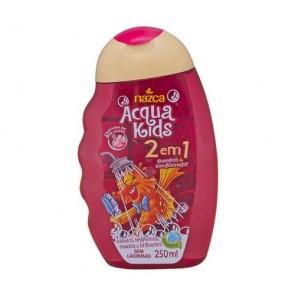 Shampoo Acqua Kids 2 em 1