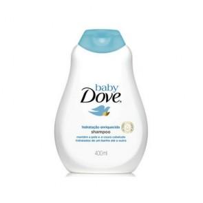 Shampoo Baby Dove Hidrataçao Enriquecida