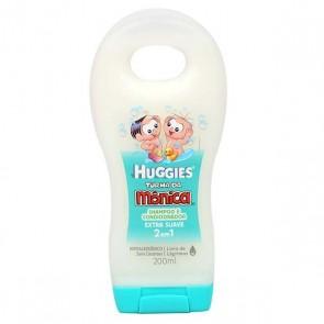 Shampoo Turma da Monica Extra Suave  2 em 1