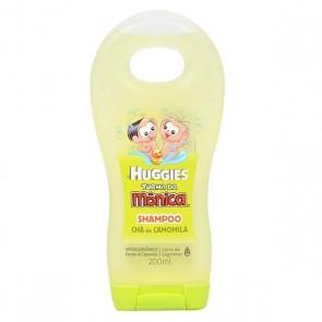 Shampoo Turma Da Monica Camomila