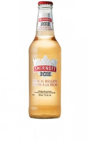 Smirnoff Ice Suns Peach 296 ml