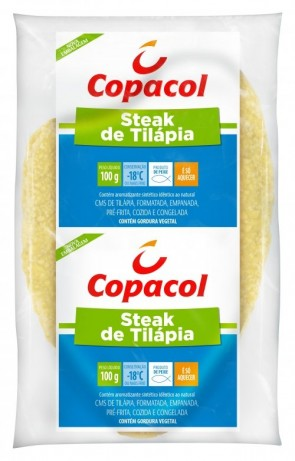 Steak de Tilápia Copacol 100g