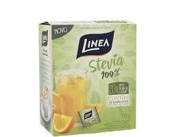 Adoçante Stevia em pó Linea 50env