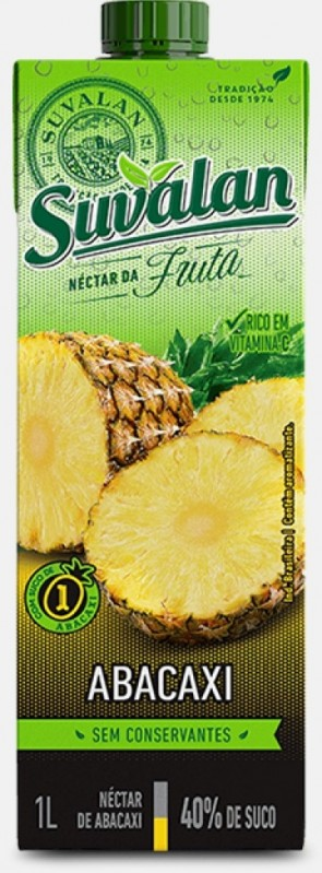 Néctar Suvalan Abacaxi 1 litro