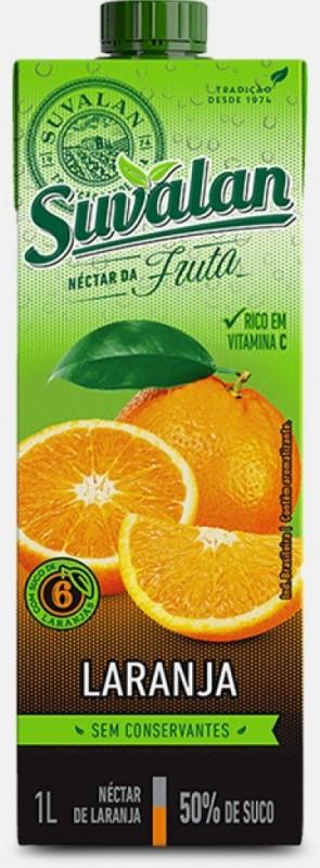 Néctar Suvalan Laranja 1 litro