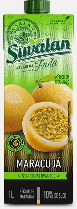 Néctar Suvalan Maracujá 1 litro